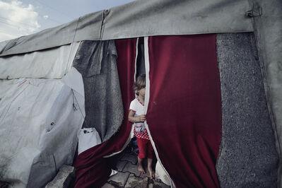 osama Esid, 'Untitled. From Soliman's Tent Series, Adana Turkey', 2014-2015