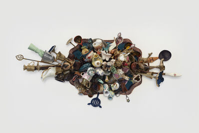 Stephané Edith Conradie, 'krans van blomme', 2019