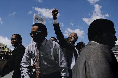 James Nachtwey, 'Soweto, South Africa 1994', 1994