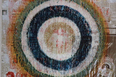 Frank Cressotti, 'A painterly Imposition:Impression orbit', 2014