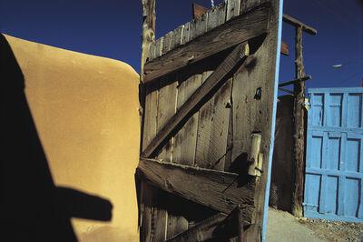 Si Chi Ko, 'Wooden Door (U.S.A)', 1991