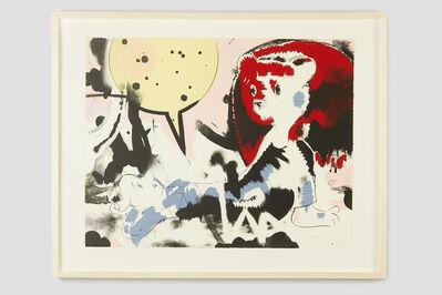 Ellen Berkenblit, 'Brown Bear', 2003