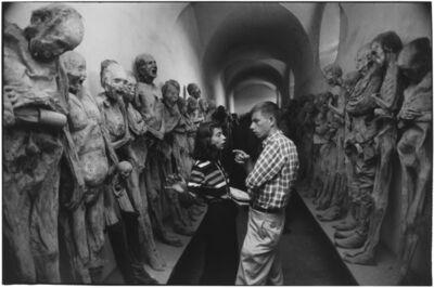 Elliott Erwitt, 'Museo de las Momias, Guanajuato, Mexico', 1957