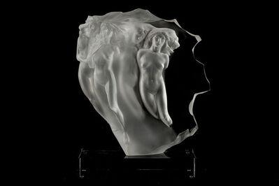 Frederick Hart, 'Light Whisper', 1985
