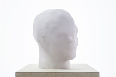 Nazar Bilyk, 'Portrait', 2018