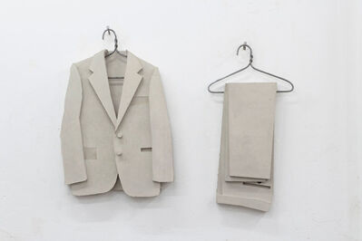Alejandro Almanza Pereda, 'The Suit Makes the Man (I.O.P.)', 2018
