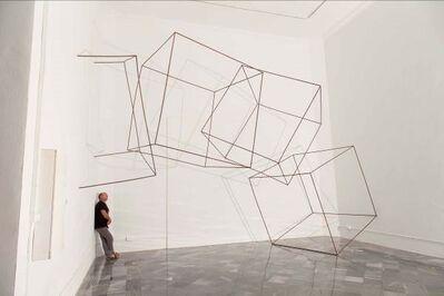 Lukas Ulmi, 'Desafio al espacio'