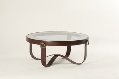 Jacques Adnet, 'Rare Coffee Table', ca. 1950