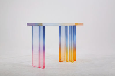 SaeRom Yoon, 'Crystal Series_ Console Table 01', 2018
