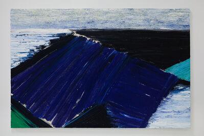 Mette Tommerup, 'Port / Portal (Dark Sea) ', 2017
