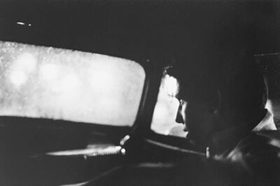 Larry Clark, 'Untitled (Boy in Car)', 1963