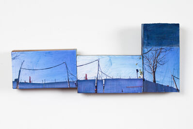 Karen Gibbons, 'Blue Blocks', 2012