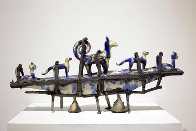 Xavier Mascaro, 'Éxodo', 2017