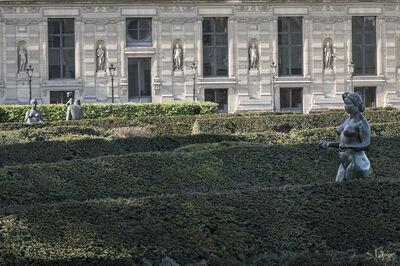 "Jean-Christophe BALLOT, '""Pomone"" bronze by Aristide Maillol, Carrousel du Louvre', 2020"