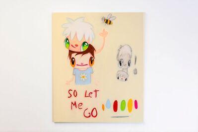 Javier Calleja, 'So let me go', 2019