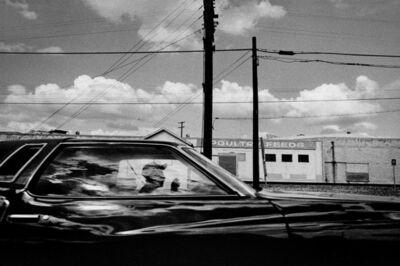Matt Black, 'Warehouse district. Fresno, California.', 1998