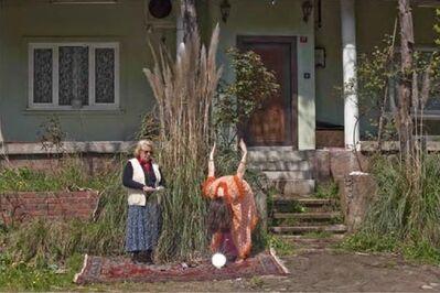 Nilbar Güres, 'Ayna Çırçır serisinden / The Mirror from the series Çırçır,', 2010