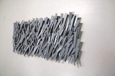 Ricardo Cardenas, 'Lluvia Gris Horizontal', 2017
