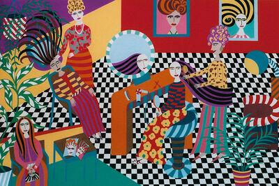 Helen Zughaib, 'Saturday Salon', 2017