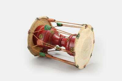 Unknown Artist, 'Double-Sided Drum (Korea)', Early 20th Century
