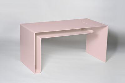 Sébastien de Ganay, 'Carton Desk', 2014