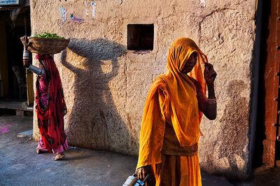 Steve McCurry, 'RAJASTHAN SHADOWS, RAJASTHAN, INDIA, 2009', 2009