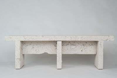 Emmett Moore, 'A Bench For Agnes', 2020