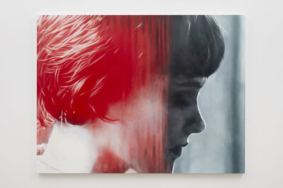 Judith Eisler, 'Red Anna', 2019