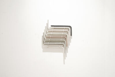 Nika Neelova, 'untitled (ikea stools)', 2015