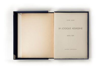 Man Ray, 'La Logique Assassine', 1975