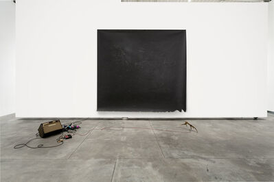Jeneen Frei Njootli, 'Through the Body. Where is the work? g'ashondai'kwa (I don't know)', 2016