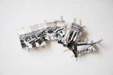 Isidro Blasco, 'Aerial Paris', 2017