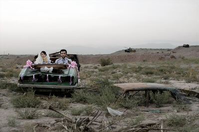 Gohar Dashti, 'Today's Life and War', 2008