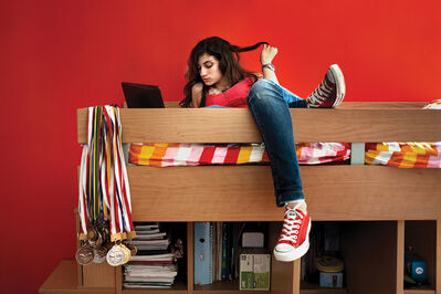 Rania Matar, 'Andrea, Beirut Lebanon.', 2010