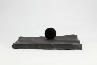 Mori Junichi, 'black drop-l', 2019
