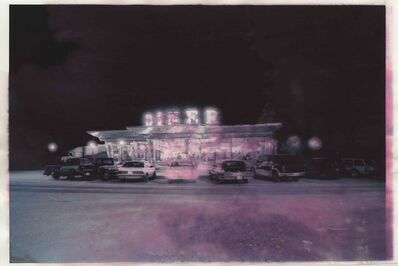 Robert Farber, 'Night Diner'