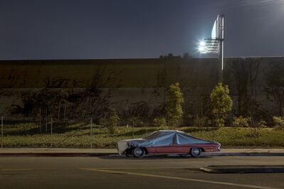 Gerd Ludwig, 'Sleeping Car, Sawtelle Boulevard', 2012