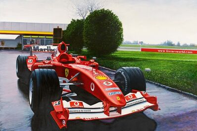 Tom Blackwell, 'Ferrariworld, Fall', 2006