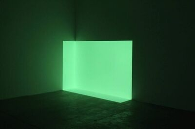 James Turrell, 'Projection Series: Carn Green', 1968