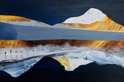 Sarah Winkler, 'River Valley', 2018