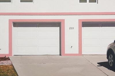 Mike Bayne, '855', 2019