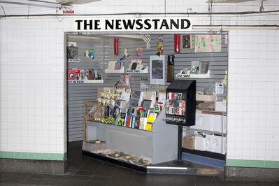 Lele Saveri, 'The Newsstand', 2013-2014