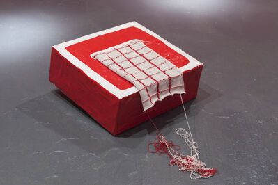 Allegra Pacheco, 'Red Box', 2015