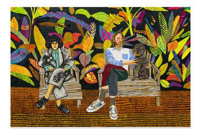 Raffi Kalenderian, 'Nancy, Max, and Belvedere', 2018