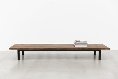 Charlotte Perriand, 'Bench', 1958