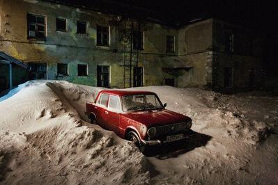 Donald Weber, 'April 26, 2008, Vorkuta, Russia', 2008
