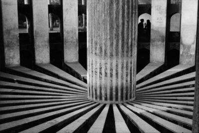 Marc Riboud, 'Observatoire à Delhi, Inde, 1985', 1985