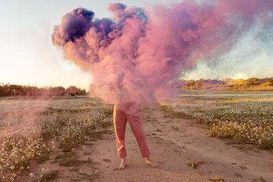 Carla Sutera Sardo, 'Pink Smoke', 2020
