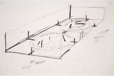 Barry Le Va, 'Untitled', 1973