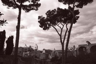 Nadia Attura, 'Winter in the Roman Forum', 2013